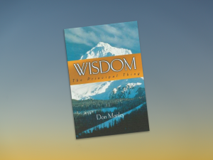 Wisdom: The Principal - Book by Don Manley